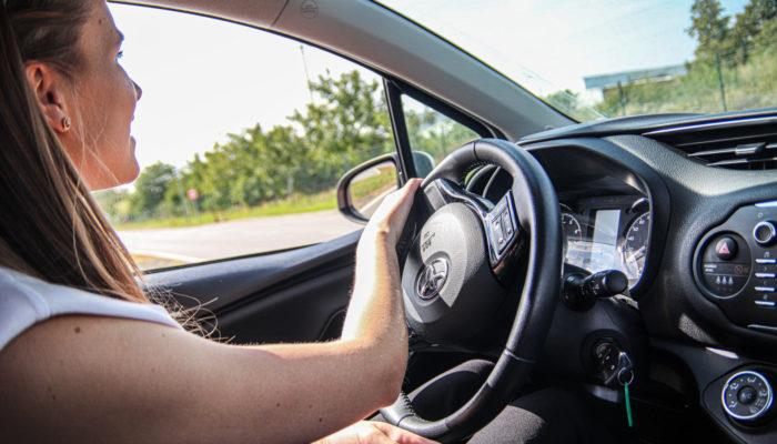 Mein Führerschein Prüfung